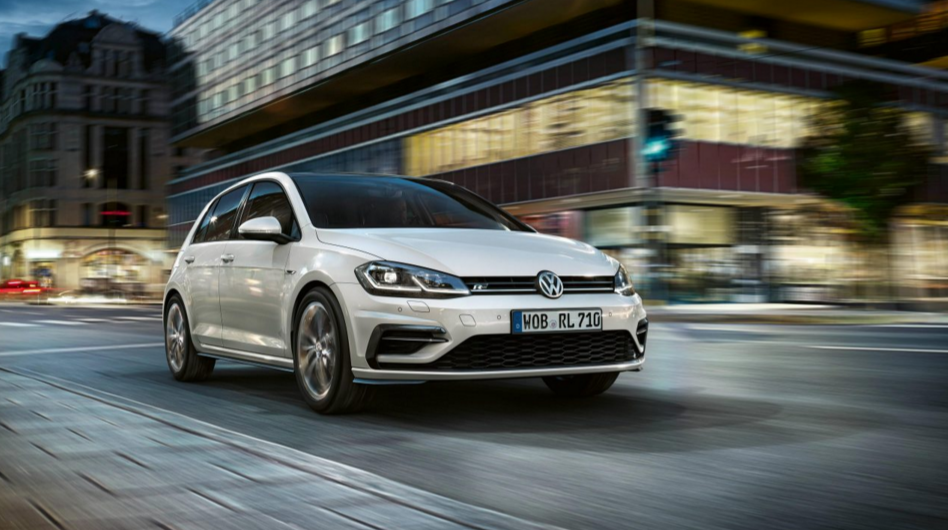 N°1 Volkswagen Golf